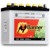 BANNER Garden Bull